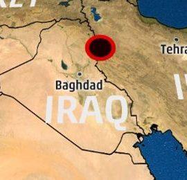 Irak'ın Süleymaniye Kentinde 7.3 Deprem Oldu